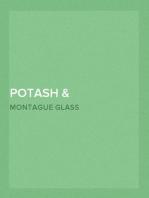Potash & Perlmutter Their Copartnership Ventures and Adventures