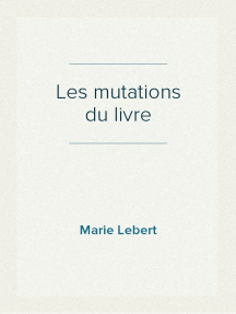 Les mutations du livre