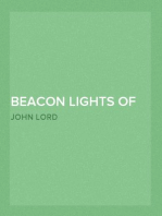 Beacon Lights of History, Volume 13