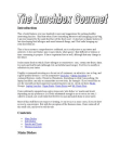 The Lunchbox Gourmet Free download PDF and Read online