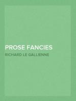 Prose Fancies
