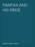 Fairfax and His Pride