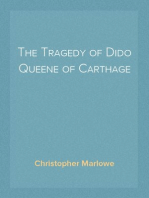 The Tragedy of Dido Queene of Carthage