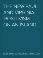 The New Paul and Virginia Positivism on an Island