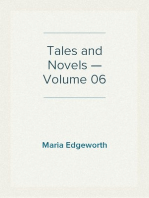Tales and Novels — Volume 06