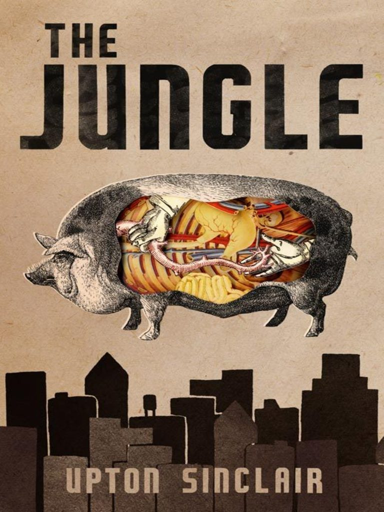 the jungle by upton sinclair online