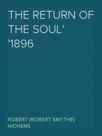 The Return Of The Soul 1896
