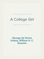 A College Girl