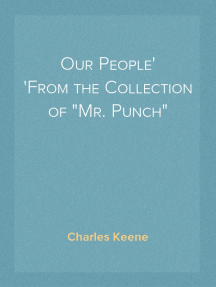 """Our People From the Collection of """"Mr. Punch"""""""