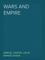 Wars and Empire