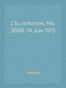 L'Illustration, No. 3668, 14 Juin 1913