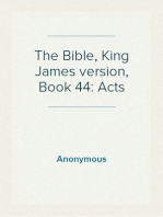 The Bible, King James version, Book 44