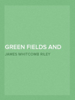 Green Fields and Running Brooks, and Other Poems
