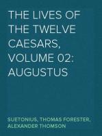 The Lives of the Twelve Caesars, Volume 02