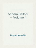 Sandra Belloni — Volume 4