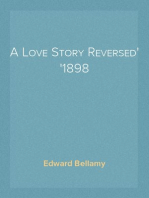 A Love Story Reversed 1898