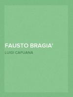 Fausto Bragia e altre novelle