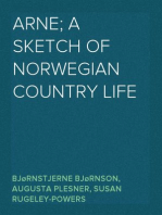 Arne; A Sketch of Norwegian Country Life