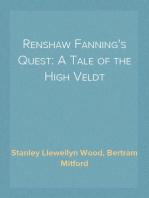 Renshaw Fanning's Quest
