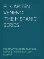 El Capitán Veneno The Hispanic Series