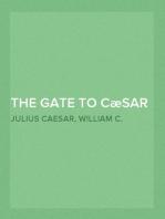 The Gate to Cæsar