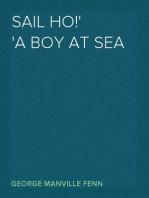 Sail Ho! A Boy at Sea