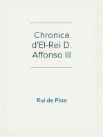 Chronica d'El-Rei D. Affonso III
