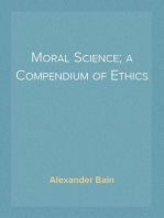 Moral Science; a Compendium of Ethics