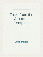 Tales from the Arabic — Complete
