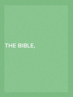 The Bible, Douay-Rheims, Book 22