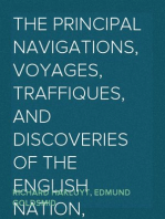 The Principal Navigations, Voyages, Traffiques, and Discoveries of the English Nation, Volume XIV (of 16) America, Part III