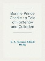 Bonnie Prince Charlie