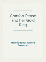 Comfort Pease and her Gold Ring