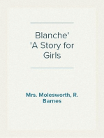 Blanche A Story for Girls