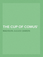 The Cup of Comus Fact and Fancy