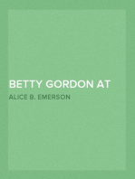 Betty Gordon at Boarding School Or, The Treasure of Indian Chasm