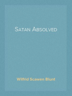Satan Absolved