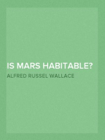 """Is Mars habitable? A critical examination of Professor Percival Lowell's book """"Mars and its canals,"""" with an alternative explanation"""
