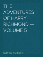 The Adventures of Harry Richmond — Volume 5