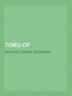 Tord of Hafsborough, and Other Ballads
