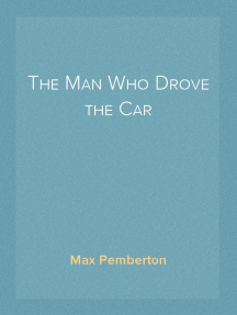 The Man Who Drove the Car