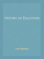 History of Education