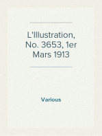 L'Illustration, No. 3653, 1er Mars 1913