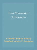 Fair Margaret A Portrait