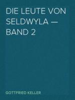 Die Leute von Seldwyla — Band 2