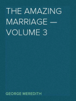 The Amazing Marriage — Volume 3