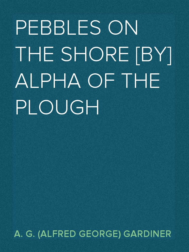 on letter writing alpha of the plough summary