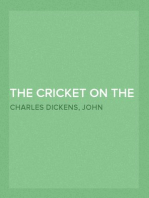 The Cricket on the Hearth A Fairy Tale of Home