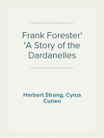 Frank Forester A Story of the Dardanelles
