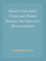 Grace Harlowe's Overland Riders Among the Kentucky Mountaineers